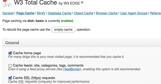 cache