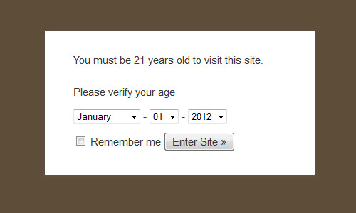 Age verified dating sites