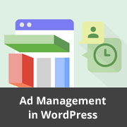 Ad Management in WordPress
