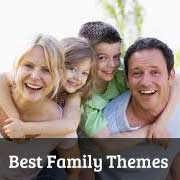 Best Family Themes for WordPress