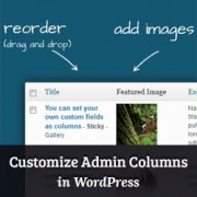 Add and Customize Admin Columns in WordPress