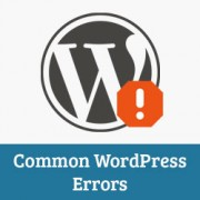 14 Most Common WordPress Errors and How to Fix Them