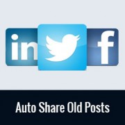 How to Automatically Share Old Posts in WordPress on Social Media