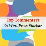 How to Display Your Top Commenters in WordPress