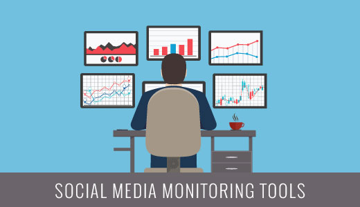 Social Media Monitoring Tools