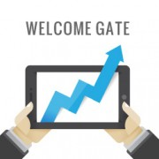 How to Create a Welcome Gate in WordPress