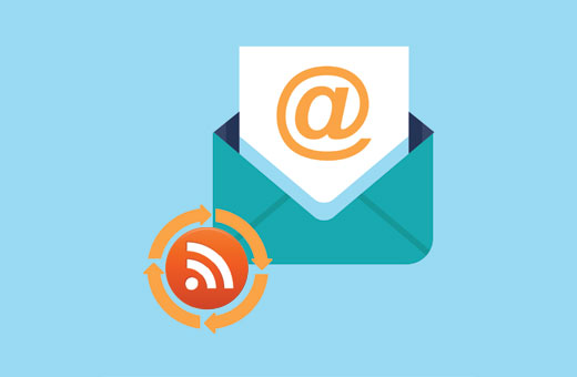 RSS to email subscription