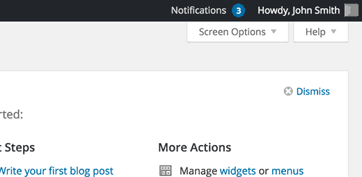 how to delete everything on wordpress