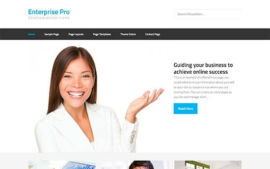 29 best corporate wordpress themes for your business 2017