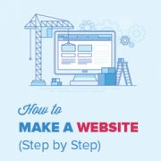 How to Make a Website in 2017 – Step by Step Guide