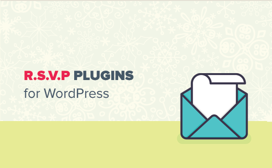 RSVP Plugins for WordPress
