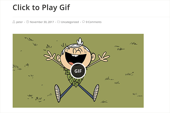 Click to play animated GIF