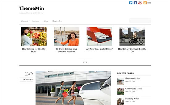 Magazine3 NewspaperTimes v1.1 Theme 27