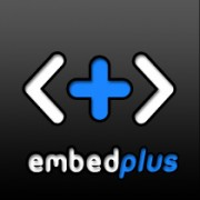 Enhance the Engagement of YouTube embeds using EmbedPlus for WordPress