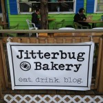 Jitterbug Bakery Sign