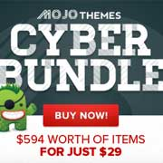 Mojo Themes Cyber Bundle – $594 value for Only $29