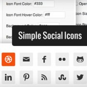 How to Add Social Media Icons in Your WordPress Sidebar