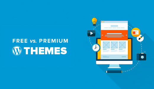 Free Vs Premium Wordpress Themes Pros And Cons
