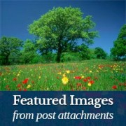 How to Add Post Attachment as Featured Image in WordPress