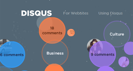Disqus  - disqus1 - Must Have WordPress Plugins