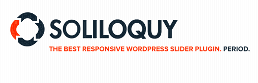 Soliloquy best free WordPress slider plugin