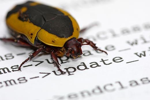 Các phiên bản WordPress cũ hơn có thể có lỗi