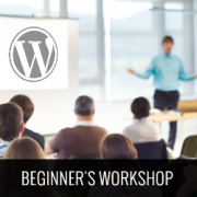 Free Recording: WordPress Workshop for Beginners