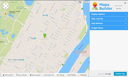 Best Free Google Maps Plugins For WordPress - Google maps to and from