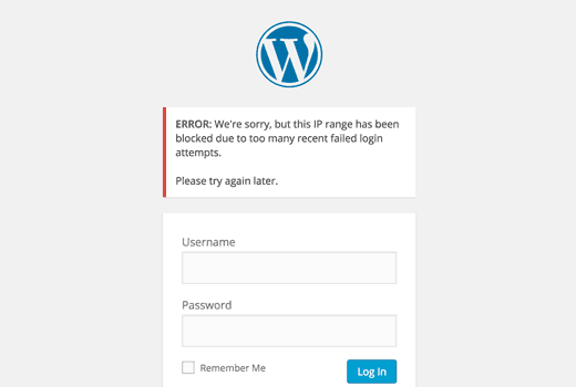 How and Why you should Limit Login Attempts in your WordPress
