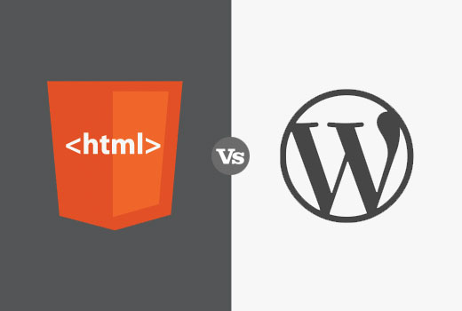HTML vs WordPress for business websites web hosting and domain registration services in uganda