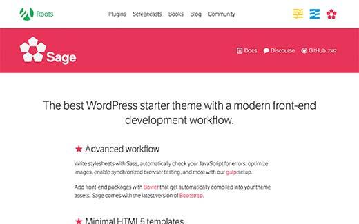 21 Best WordPress Starter Themes for Developers in 2016