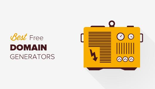 Best Free Domain Name Generators