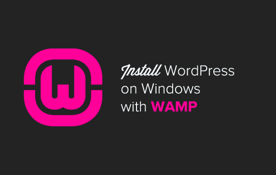 התקן את WordPress ב- WAMP