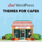 25 Best WordPress Themes for Cafes (2019)