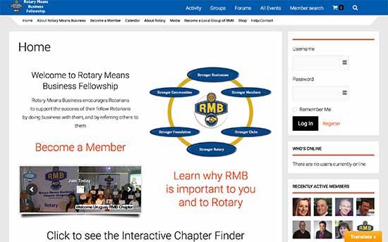 Rotary Meslekler - Rotary Kulübü