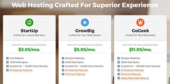 Siteground Hosting Coupon Stacking