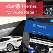 20 Best WordPress Themes for Auto Repair