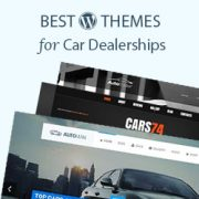 21 Best WordPress Themes for Car Dealerships