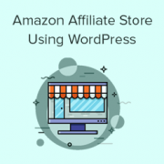 How to Build an Amazon Affiliate Store Using WordPress