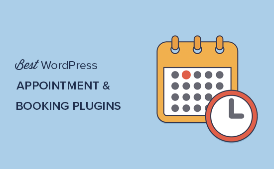 6 Best WordPress Appointment and Booking Plugins (2019)