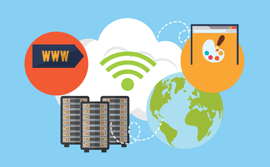 Domains and web hosting explained