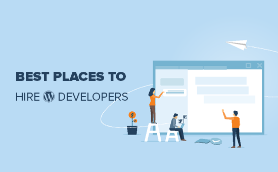 6 Best Places to Hire WordPress Developers