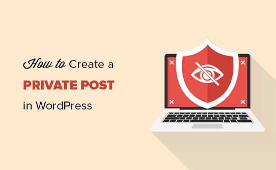 Creating private post in WordPress