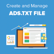 How to Create and Manage Ads.txt files in WordPress