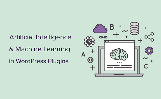 WordPress plugins using artificial intelligence and machine learning