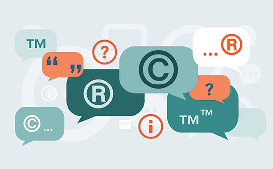 how to trademark and copyright your blog\u0027s name \u0026 logo Copyright Symbol