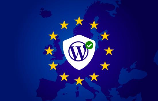 Cumplimiento de WordPress y GDPR