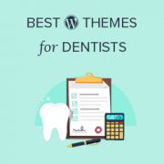 23 Best WordPress Themes for Dentists