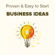 "27 ""Proven and Easy to Start"" Online Business Ideas that Make Money"