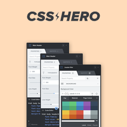 Get 65% off CSS Hero